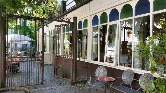 Lacaune, Fransa: Le Relais de Fusies