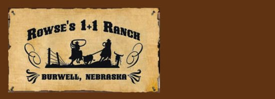 Burwell, NE: Rowse's 1+1 Ranch
