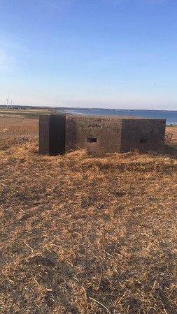 Driffield, UK: bunker