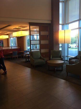 Hyatt Place Pensacola Airport: These are photos taken from our stay in August 2016 at the Hyatt place.