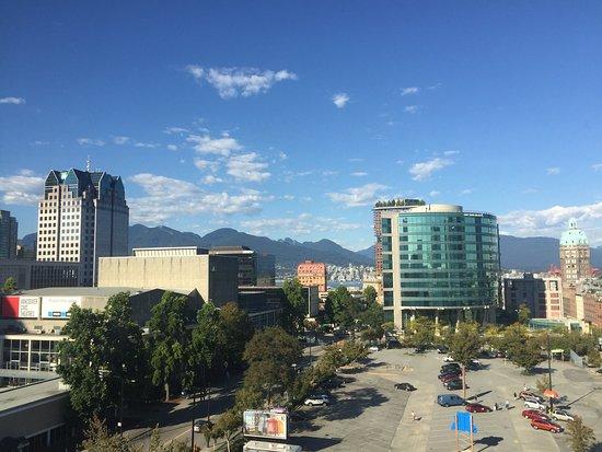 Sandman Hotel Vancouver City