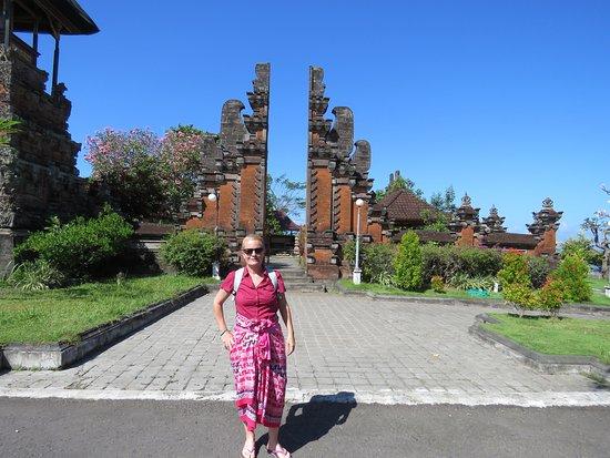 Kerobokan, Indonésie : En visite sur la côte sud.