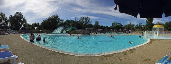 Fouesnant, France: La piscine