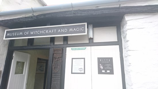 The Museum of Witchcraft: The witchcraft and magic museum