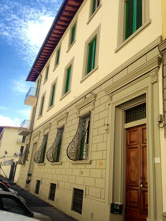 Gourmet B&B Villa Landucci: Entrata
