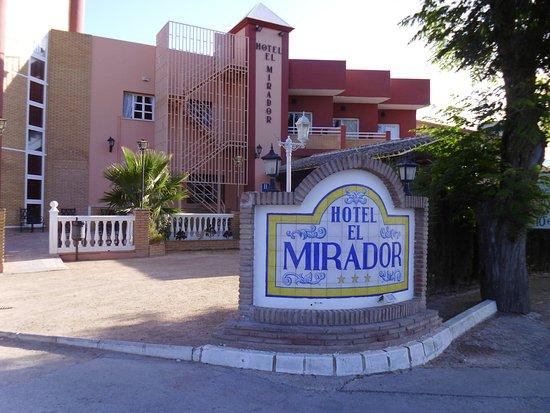 Hotel El Mirador de Rute: coup de coeur Didier et Marie -pierre