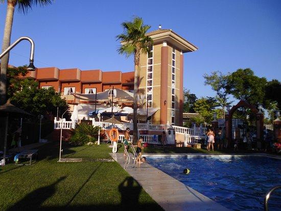 Hotel El Mirador de Rute: QUE DU BONHEUR DIDIER ET MARIE -PIERRE AOÛT 2016