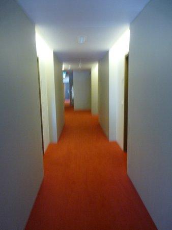 Vestmannaeyjar, أيسلندا: couloir
