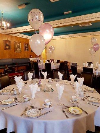 Ормскирк, UK: Fabulous celebration for our Mum & Dads Diamond Wedding Anniversary Celebration.