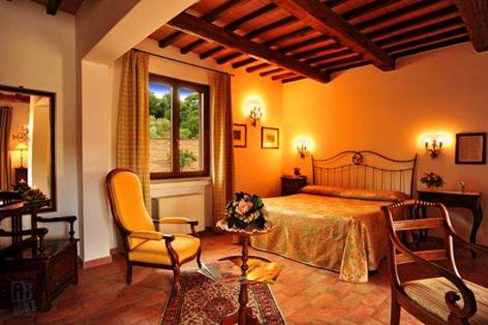 Hotel la Fonte del Cerro Saturnia: camera j. suite