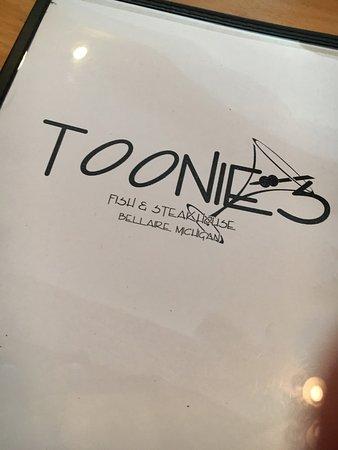 Bellaire, Мичиган: menu