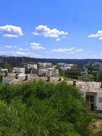 Mortagua, Portugal: Vista panorâmica do quarto - Montebelo