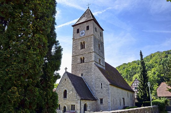 St Peter und Paul Kirche Detwang