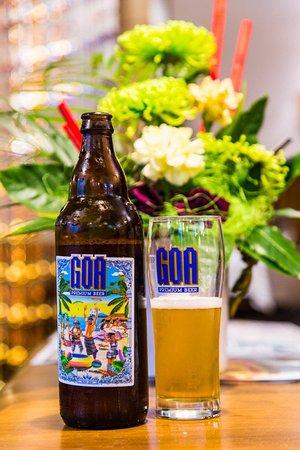 Hythe, UK : Famous Goan Beer
