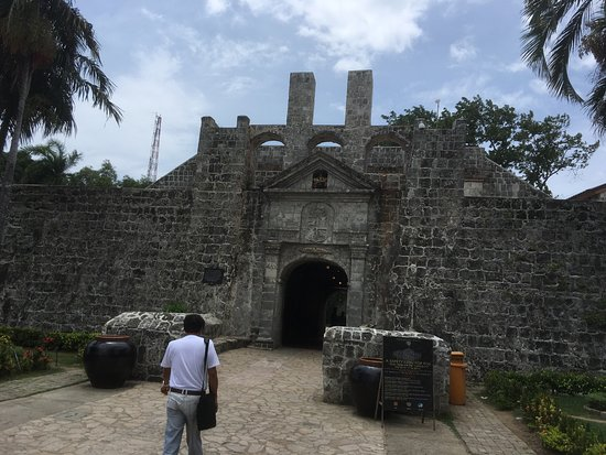 Fort San Pedro: photo7.jpg