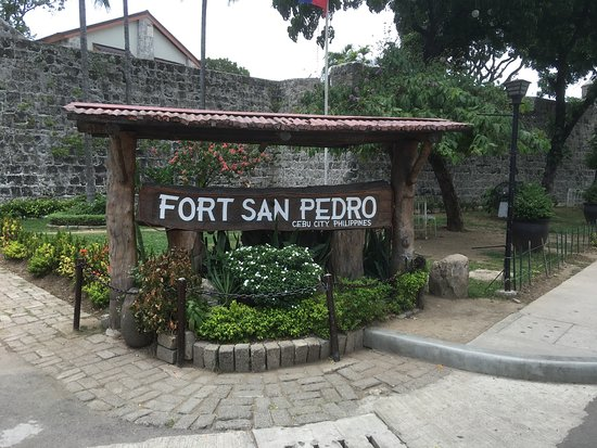 Fort San Pedro: photo8.jpg