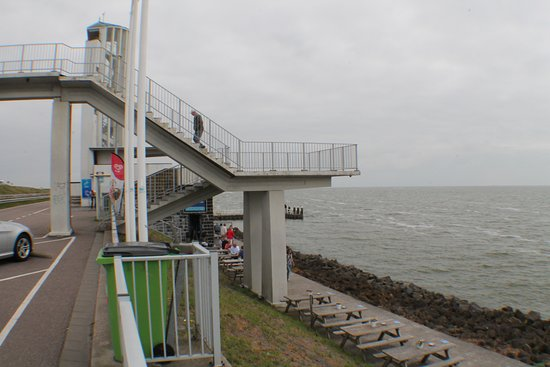 Ден-Оевер, Нидерланды: ponte con vista