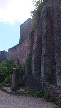 Annweiler am Trifels, Alemania: Burg Trifels