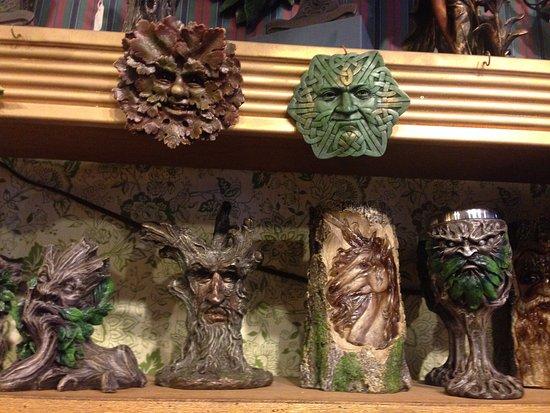 Jim Thorpe, Pensilvanya: Лесные духи