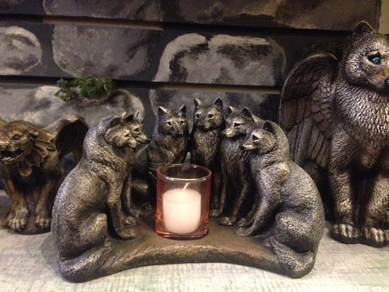 Jim Thorpe, Pensilvanya: Собрание волков