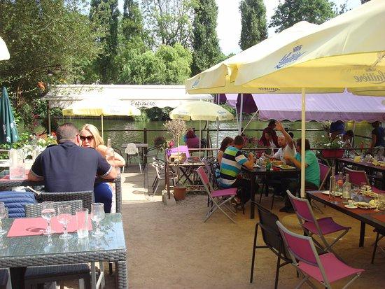 Clecy, Francia: Terrasse de La Potinière