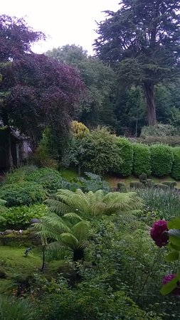 Ilfracombe, UK: Gardens at Watermouth