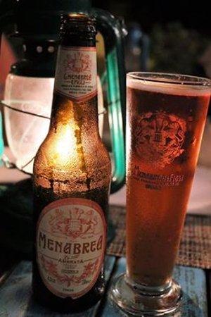 Island Harbour, Anguilla: Italian Beer!