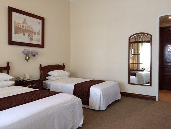 Hotel Continental Saigon: Chambre 209