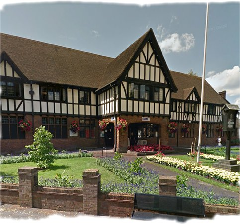 Droitwich, UK: Exterior