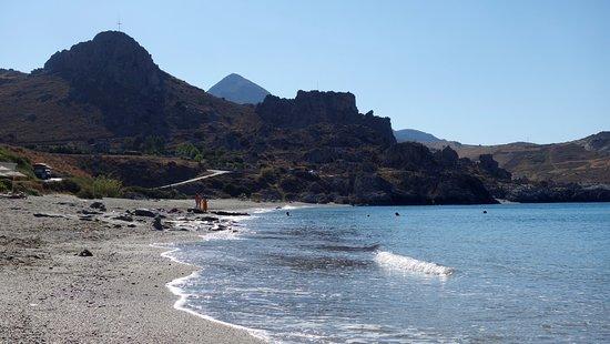 Plakias, Griekenland: veduta panoramica