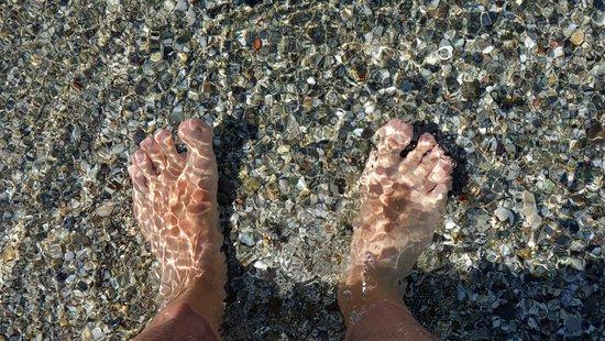 Plakias, Griekenland: acqua cristallina