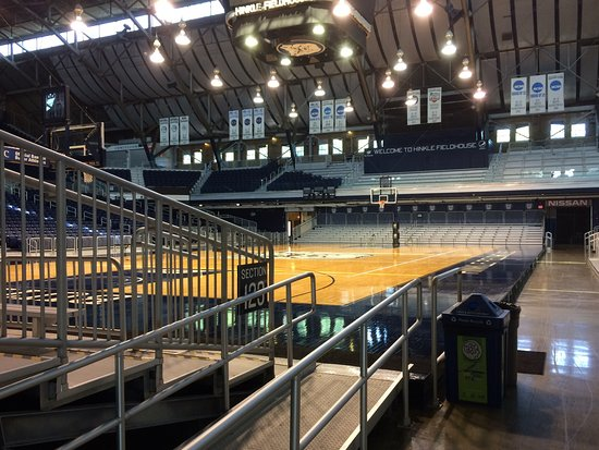 Hinkle Fieldhouse: photo0.jpg