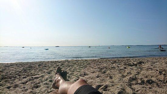 Фемарн, Германия: Spontan an die Ostsee
