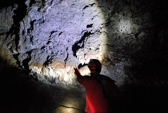 Snaefellsbaer, Islandia: Purple rocks