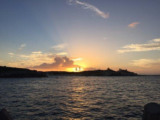 Grand Isle Resort & Spa: View from marina