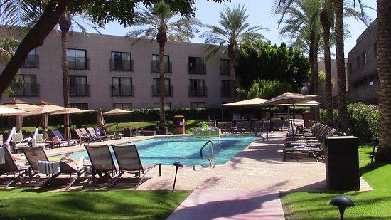 Arizona Biltmore A Waldorf Astoria Resort Ocatilla Pool