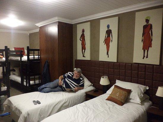 The Wacky Bush Lodge Picture