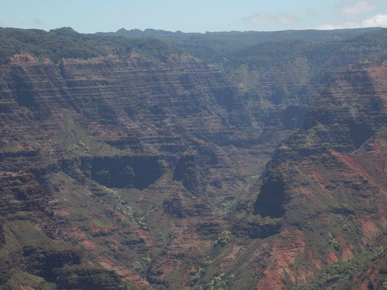 Waimea Canyon 사진