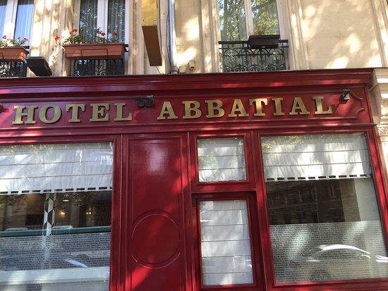 Hotel Abbatial Saint Germain: photo0.jpg