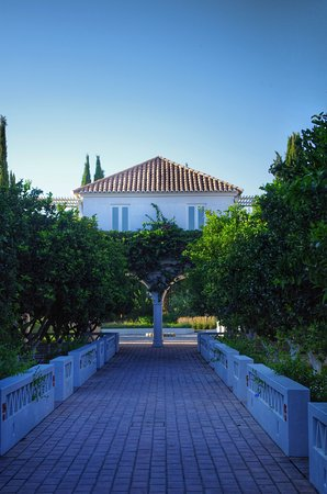 Moncarapacho, Portugal: Walking around the hotel grounds