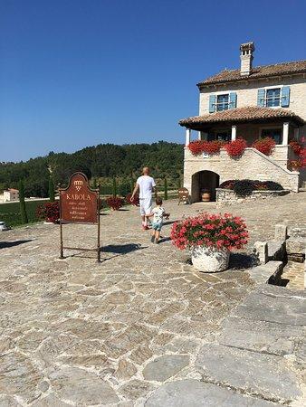 Momjan, Хорватия: #kabola
