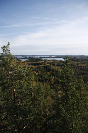 Mikkeli, Finlandia: Neitvuori