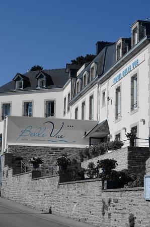 Fouesnant, France: Hotel Belle Vue.