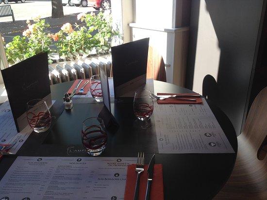 L 39 amphora sable sur sarthe restaurant reviews phone - Piscine sable sur sarthe ...