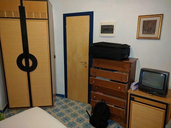 Interruttori camera da letto anni 70 - Foto di Il Gattopardo Hotel ...