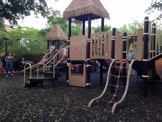 Disney's Animal Kingdom Villas - Kidani Village: Playgroud.