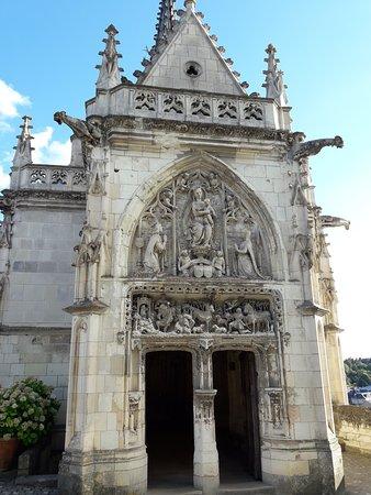 capilla de San Huberto.