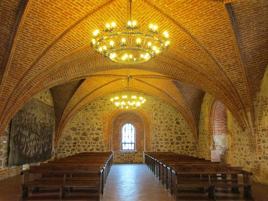 Trakai, Lithuania: interno