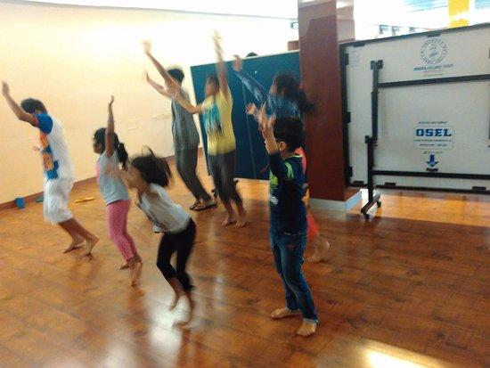 Club Mahindra Madikeri, Coorg: Children dancing
