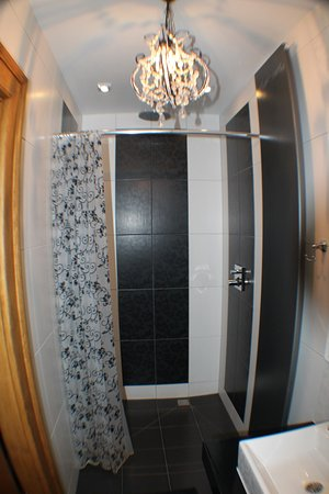 Loffingen, ألمانيا: doccia abbondante